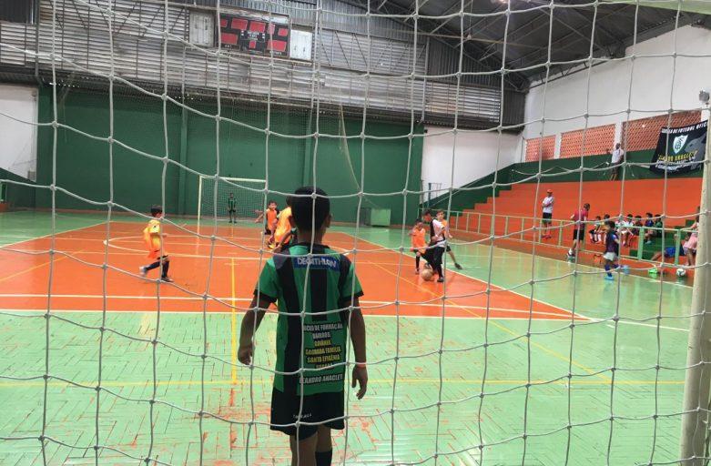 Torneio Interno de Futsal Infantil