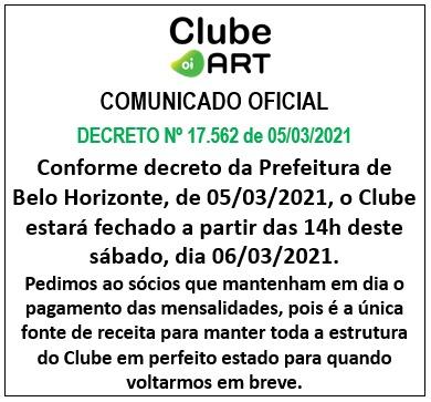 COMUNICADO – Decreto 17.562